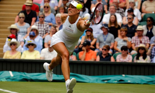 Wimbledon Day 4 | Kerber is on track