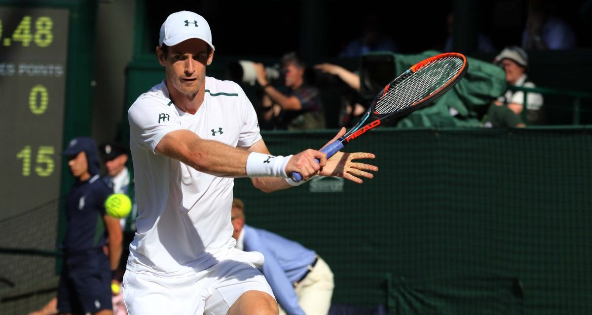 Wimbledon Day 4 | Murray leads the Brit pack