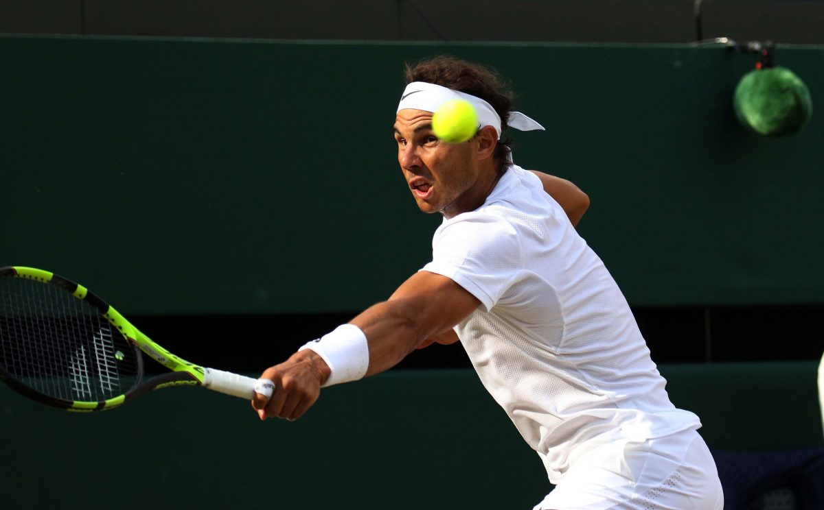 Wimbledon Day 7   Nadal crashes out in a classic match