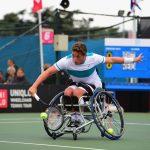 Nottingham   Alfie Hewett takes on world No.1