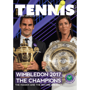 Tennis Threads Magazine - Issue 8 Vol 1