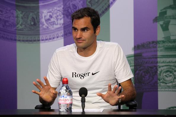 New York | Federer Unimpressed