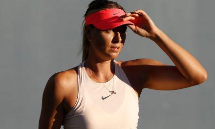 New York | Sharapova gets her wish