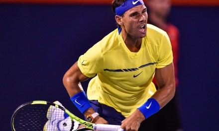 Cincinnati   Nadal takes over as No1