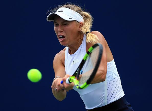 Toronto | Wozniacki downs Pliskova