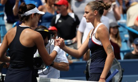 Cincinnati | Muguruza & Halep to face each other