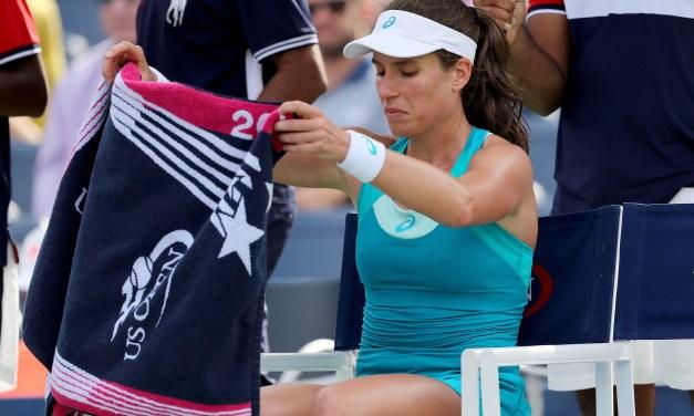 US Open | Konta shock first round defeat
