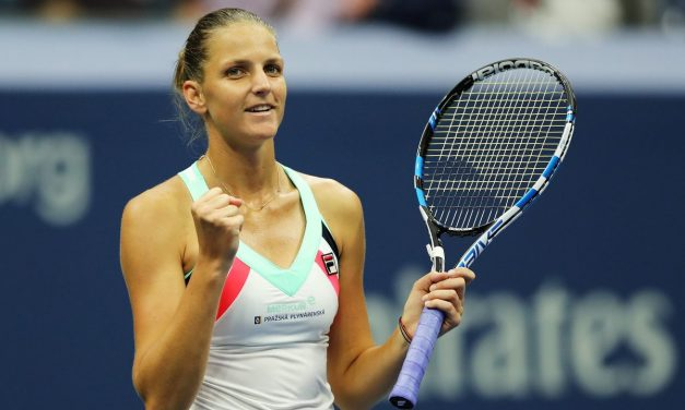 US Open Day 2   Pliskova starts her campaign in the shadow of Sharapova