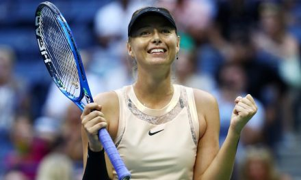US Open Day 3 | Sharapova shines on