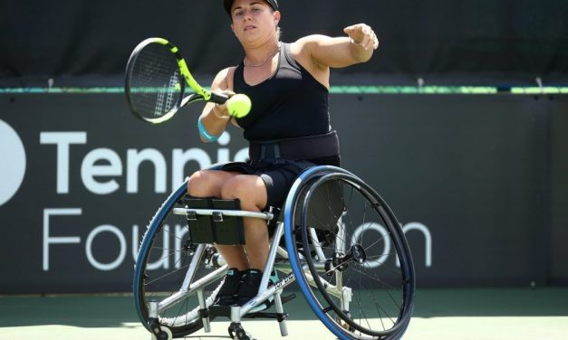 Nottingham | Brits make quarter-finals at British Open Wheelchair Championships