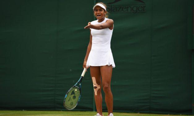 US Open Juniors   Top seeds begin Junior Girls campaign