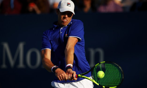 US Open Day 5 | Querrey becomes last American standing