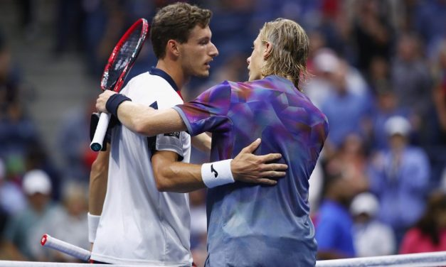 US Open Day 7 | The first four into the last eight