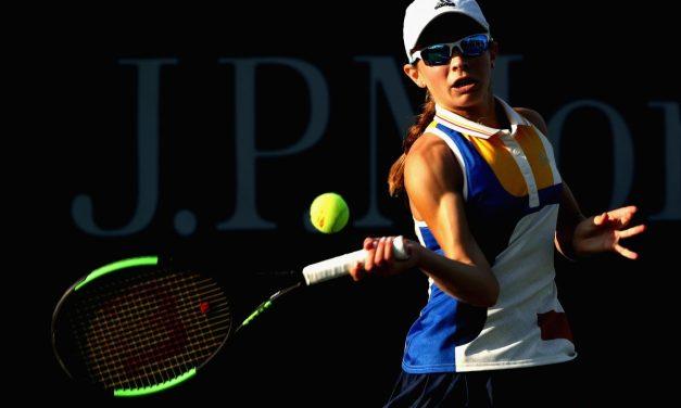 US Open Juniors | Four American girls lead juniors into quarters