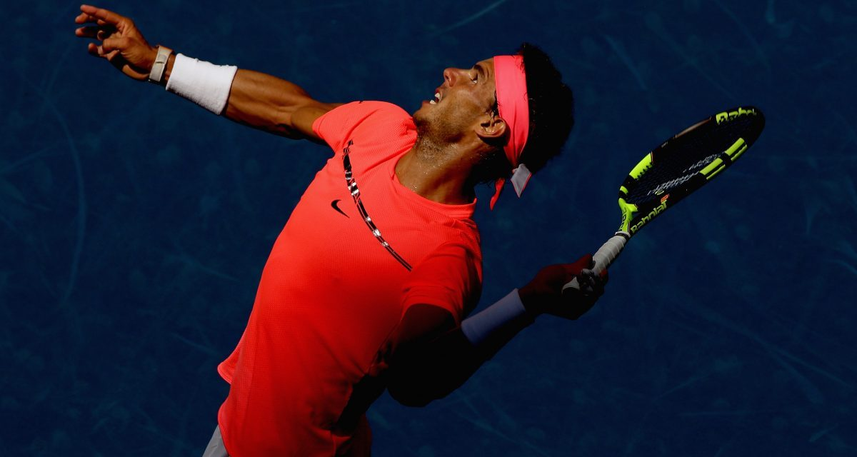 US Open Day 8 | Rafa finds his true form