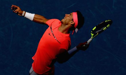 US Open Day 8   Rafa finds his true form