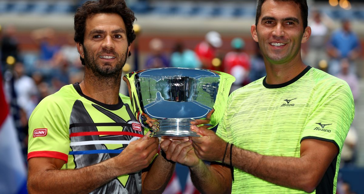 US Open Day 12   Men's doubles title decided