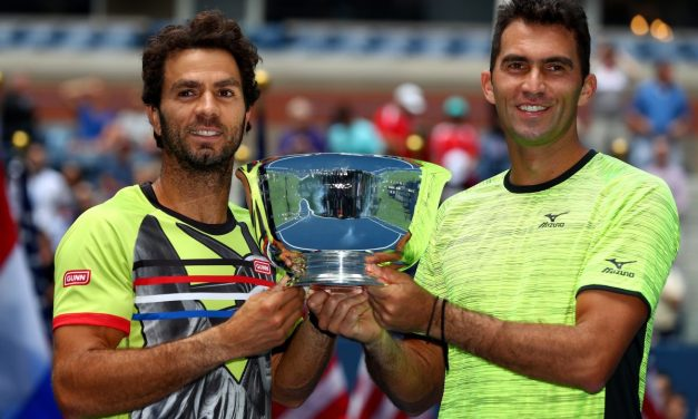 US Open Day 12 | Men's doubles title decided