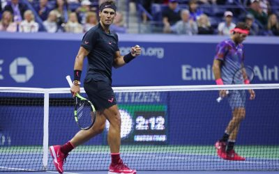 US Open Day 12   Rafa becomes favourite for his 3rd US title