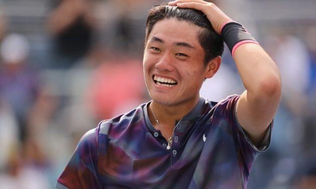 US Open Juniors   Anisimova and Wu win Junior titles