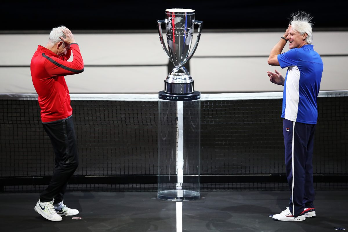 Laver Cup   Europe lead the World 3-1 going in to Day 2