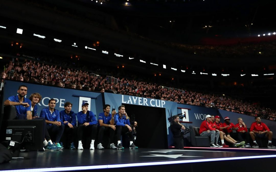 Laver Cup | Federer and Nadal extend Europe's lead to 7-1