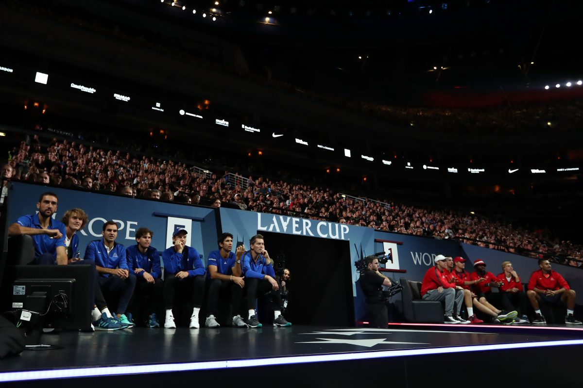 Laver Cup   Federer and Nadal extend Europe's lead to 7-1