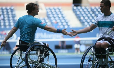 US Open Day 11: Hewett and Reid make history on Arthur Ashe