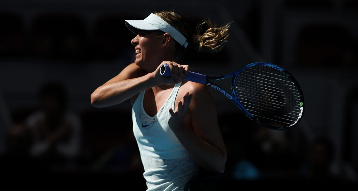 Beijing Open | Sharapova squeezes through