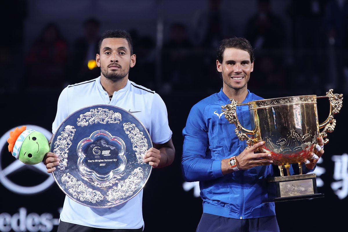 Beijing Open | Nadal keeps his cool for victory