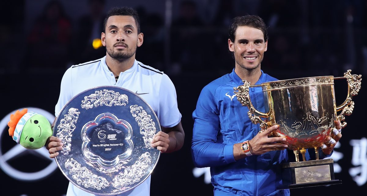 Beijing Open   Nadal keeps his cool for victory
