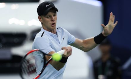 Vienna | Edmund powers his way into semis