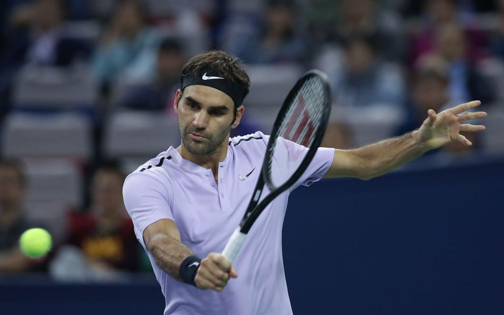 Basel | Federer remains on cruise control
