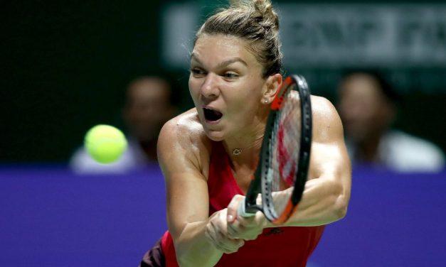 Singapore | Halep and Wozniacki get off to positive starts