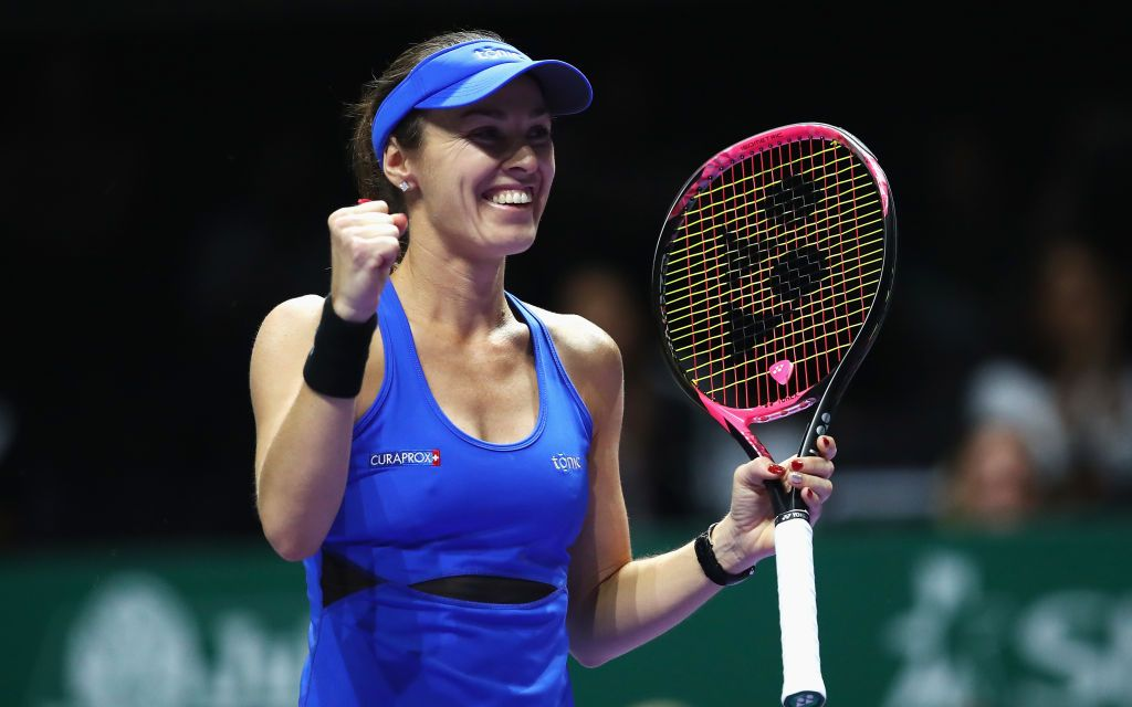 Singapore | Hingis announces her retirement