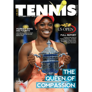 Tennis Threads Magazine - Issue 10 Vol 1