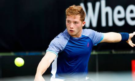 Playing in the Present | Alfie Hewett on becoming World No.2