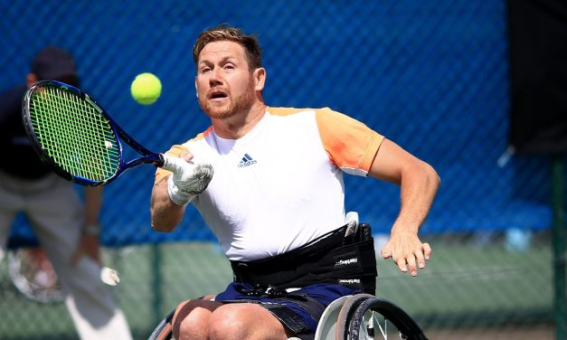 Bath | Quality tennis on display in the quads division