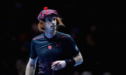 Glasgow | Murray's takes first steps back