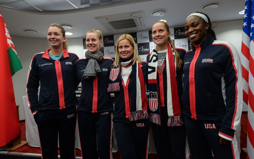Minsk | USA favourites for Fed Cup title