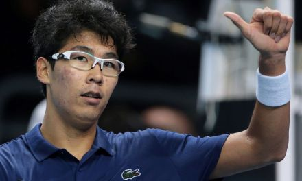 Milan | Chung secures Next Gen semi-final slot