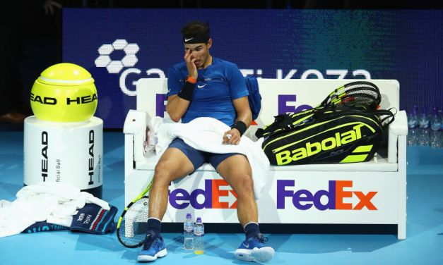 London | Nadal loses and withdraws from the O2