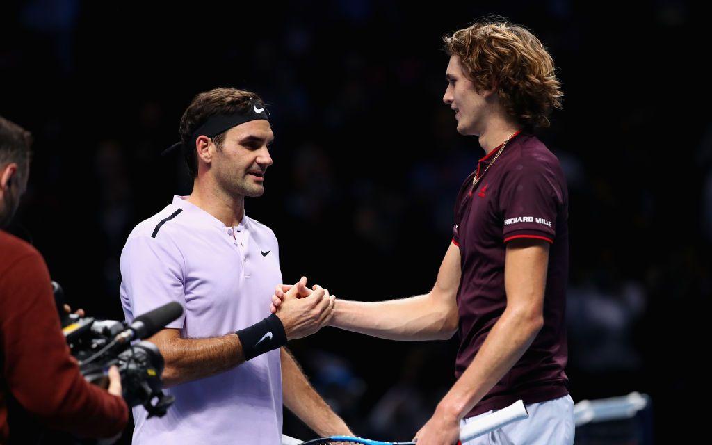 London | Federer still the Master