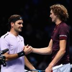 London | Federer still the Master