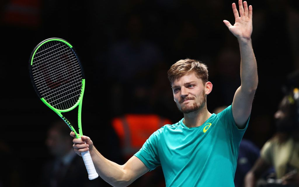 London | Goffin sweeps past Thiem