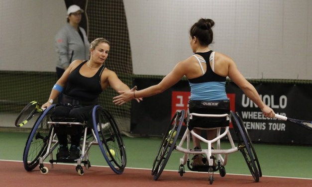 """UNIQLO Doubles Masters   Shuker: """"I'll give it my all"""""""
