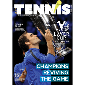 Tennis Threads Magazine - Issue 11 Vol 1
