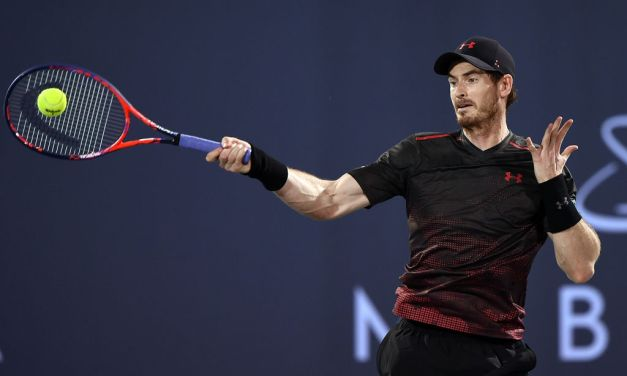 Abu Dhabi | Murray steps in when Djokovic pulls out