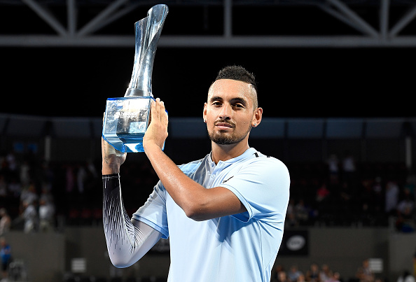Brisbane | Kyrgios eases through to the title