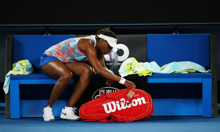 Melbourne | Venus leads Americans out of Aussie Open